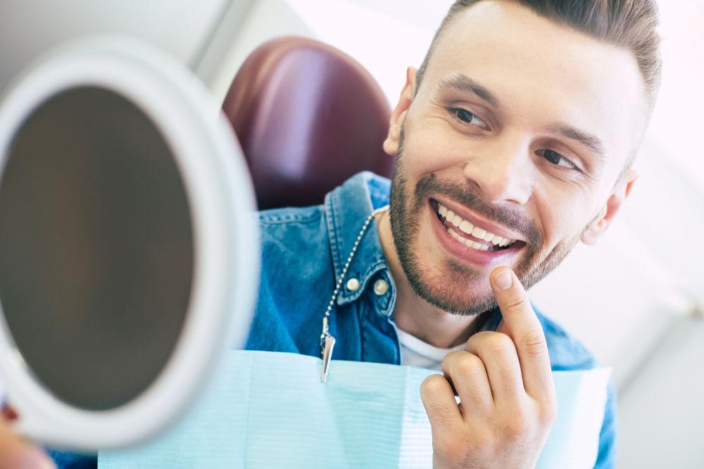 dental cleaning harrisonburg va